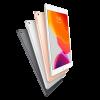Refurbished iPad 2019 32GB WiFi zilver
