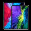 Refurbished iPad Pro 11-inch 128GB WiFi spacegrijs (2020)